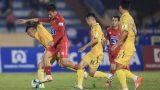 Bàn thắng bị 'cướp' trước Quảng Nam sắp đẩy Nam Định rớt hạng?