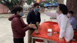 Nam Định Bảo đảm phòng dịch trong ngày khai ấn Đền Trần