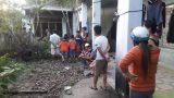 Phát hiện thi thể nam đã phân hủy trong căn nhà cấp bốn