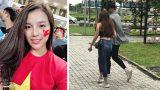Cặp Bùi Tiến Dũng của Olympic Việt Nam cùng dính tin đồn hẹn hò