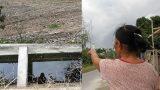 """Bãi rác """"hành"""" dân ở Nam Định: """"Ngủ phải đeo khẩu trang, ăn phải mắc màn tránh ruồi"""""""
