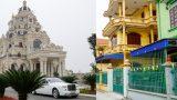 Nam Định: ngôi làng đi vài chục bước chân lại có một dinh thự
