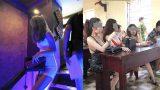 Đi thăm bạn trai, 2 cô gái trẻ bị bắt giữ để bán cho quán karaoke