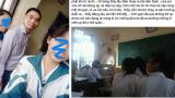Nam Định: Thầy giáo tâm huyết bật đèn flash giảng bài, cầm thước kẻ ra sân đuổi ve để học sinh yên tĩnh ôn thi