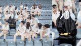Cosplay Vô Diện chụp ảnh kỷ yếu, nữ sinh chiếm 'spotlight' của cả lớp