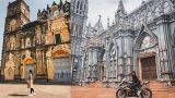 Không khí Giáng sinh tràn ngập các nhà thờ lớn ở Nam Định