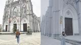Check-in siêu sang chảnh như đi du lịch Châu Âu với những thánh đường đẹp hút hồn ở Nam Định