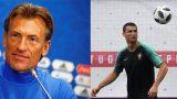 """Cựu HLV Nam Định Renard Herve """"dàn trận"""" ngăn chặn Ronaldo"""