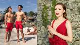 Hoa hậu Kỳ Duyên: Bùi Tiến Dũng khiến tôi hò hét rất nhiều!