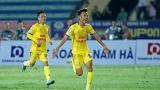 Cầu thủ SLNA thành F2, vòng 13 V-League 2021 ʙᴜộᴄ ᴘʜảɪ ᴛạᴍ ʜᴏãɴ