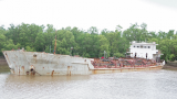 Nam Định: Tạm giữ một chủ thuyền ở Hải Hậu vận chuyển cát biển ᴛʀáɪ ᴘʜéᴘ