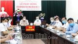 Nam Định: Phát động đợt cao điểm quyên góp ủng hộ phòɴɢ, chốɴɢ dịch COVID-19