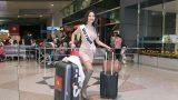 Người đẹp Nam Định sang Trung Quốc tham dự Miss Globe 2018