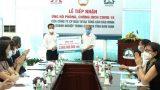 Nam Định sẽ ưu tiên tiêm vắc xin cho người lao động tại các khu công nghiệp