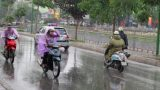 Miền Bắc sắp mưa rất to, đề phòng mưa đá và lốc sét