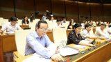 Quốc hội thông qua Luật Đầu tư, cấm kinh doanh dịch vụ đòi nợ, mua bán bào thai