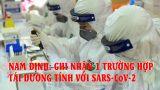 Ca tái dương tính tại Nam Định không có khả năng lây nhiễm ra cộng đồng