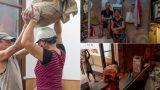 Cặp vợ chồng quê Nam Định 12 năm mưu sinh bằng nghề bốc vác ở Hà Nội