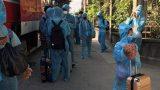 Nam Định: 61 giáo viên và học sinh thực hiện cách ly tập trung