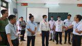 Nam Định Thứ trưởng Nguyễn Hữu Độ: Công tác chấm thi bảo đảm chính xác, công bằng, khách quan