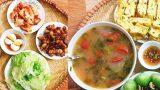 Gái Đảm Quê Nam Định : Khoe mâm cơm chuẩn mùa hè, gái đảm khiến netizen xin ăn ké