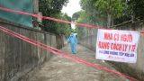 Hà Tĩnh: Vợ đi tàu từ Đà Nẵng về dương tính, chồng ra đón cũng nhiễm Covid-19