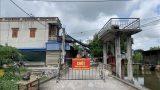 Nam Định: Khu dân cư xóm Trại được gỡ bỏ phong tỏa từ ngày 28/5