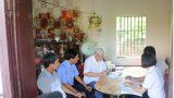 Nam Định thực hiện tốt chính sách hỗ trợ đối với các đối tượng bị ảnh hưởng do dịch Covid -19