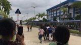 Nam Định: Đã xác định nguyên nhân công nhân giày da bị ngất xỉu