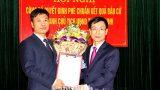 Thành phố Nam Định có tân chủ tịch