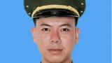 Đại úy công an 32 tuổi nhiễm COVID-19 khi tham gia truy vết, đã hy sinh