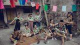 """Ca khúc hit """"Thật bất ngờ"""" của Trúc Nhân vào kỷ yếu lớp 12 THPT Mỹ Lộc Nam Định"""