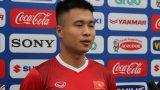 Sao trẻ CLB Nam Định tự tin cạnh tranh sòng phẳng với Quang Hải