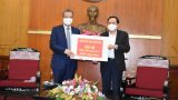 Kiều bào Thái Lan, Hàn Quốc ủng hộ hơn 400 triệu đồng chống dịch Covid-19