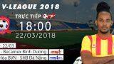 17h ngày 22/3, VTVcab tường thuật trực tiếp 3 trận vòng 3 V.League