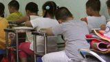 """Nam Định: Trẻ lớp 5 """"chạy sô"""" học thêm để thi trường chuyên"""
