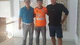 Tự Hào khi cầu thủ trưởng thành từ lò đào tạo bóng đá Nam Định  sang Hàn Quốc thi đấu