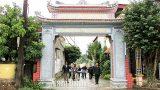 """Nam Định: Vụ Bản xây dựng """"Làng văn hoá"""""""