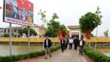 Huyện Vụ Bản (Nam Định) đạt chuẩn nông thôn mới