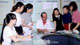 Nam Định nâng cao năng lực lãnh đạo và sức chiến đấu của tổ chức cơ sở đảng