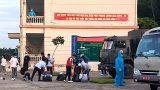 Nam Định Tiếp nhận 139 công dân từ Nga về cách ly phòng, chống dịch COVID-19