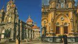 """Phát hiện """"thiên đường của các nhà thờ"""" đẹp như châu Âu ngay tại Nam Định, chụp ảnh """"sống ảo"""" thì cứ gọi là nhất"""