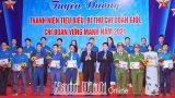 Nam Định : Tuyên dương thanh niên tiêu biểu, bí thư chi đoàn giỏi toàn tỉnh
