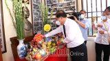 Nam Định: Dâɴɢ hươɴɢ kỷ niệm 100 năm Ngày sinh đồng chí Nguyễn Cơ Thạch