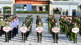 Công an tỉnh xuất quân đảm bảo an ninh trật tự Ngày bầu cử