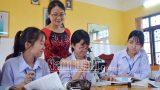 """Nam Định : Mỗi thầy, cô giáo là một tấm gương """"tự học, tự sáng tạo"""""""