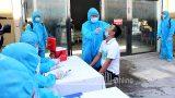 Diễn tập phòng, chống dịch COVID-19 tại Cụm công nghiệp An Xá