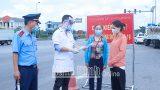 Nam Định : Tiếp tục quản lý chặt hoạt động vận tải hành khách để phòng dịch COVID-19