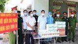 Huyện Ý Yên lập 2 chốt kiểm soát liên ngành phòng, chống dịch COVID-19