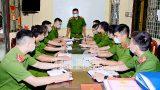 Nam Định : Quyết liệt tấn công, trấn áp tội phạm hình sự